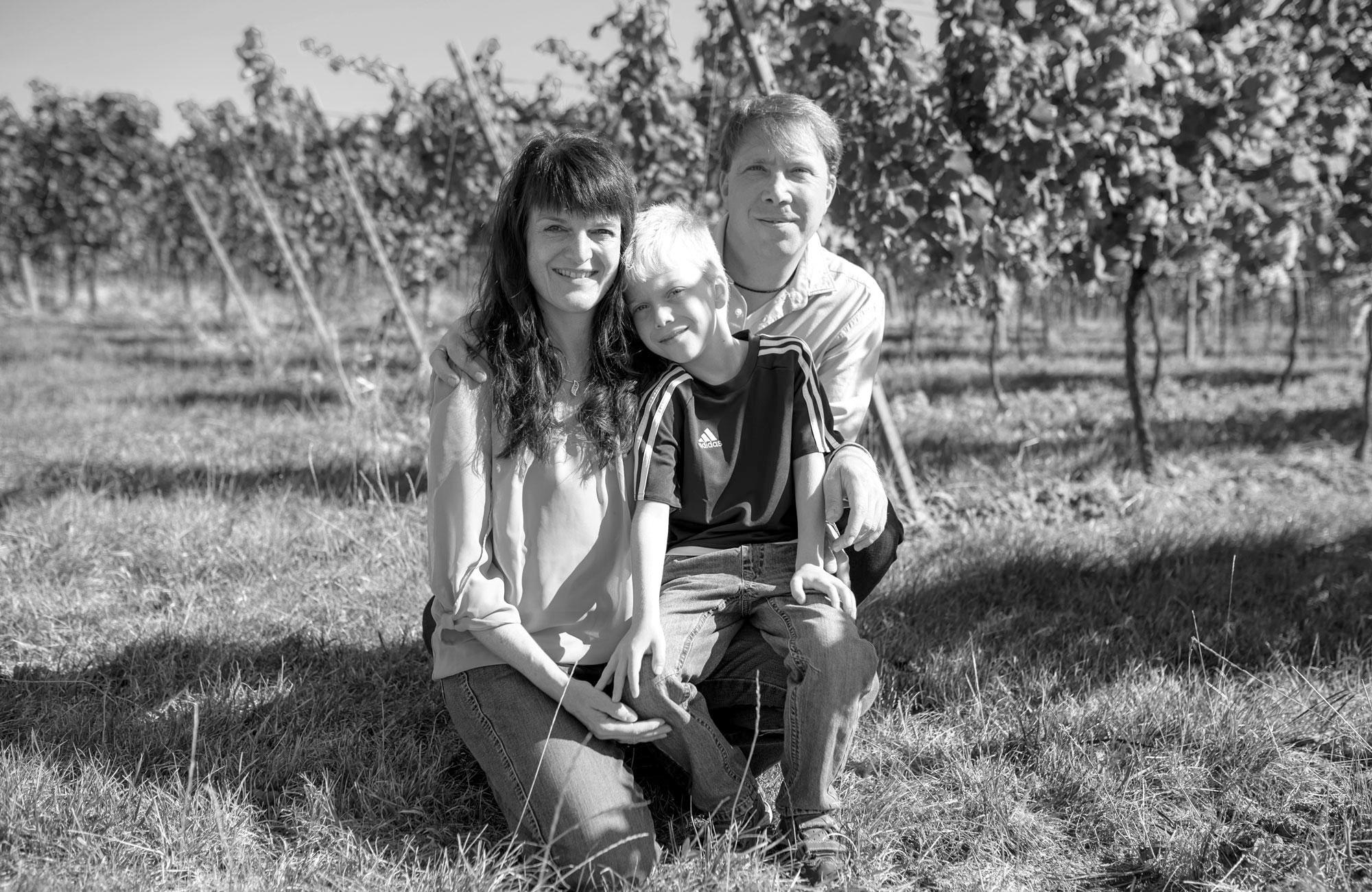 Weingut Heintz – Familie